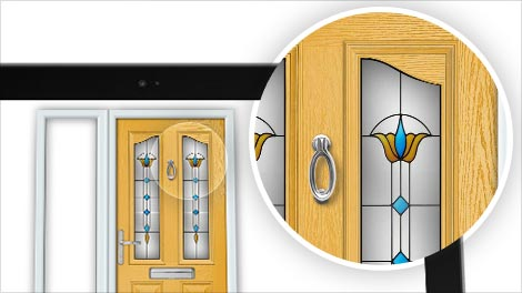 Design windows and doors in high definition